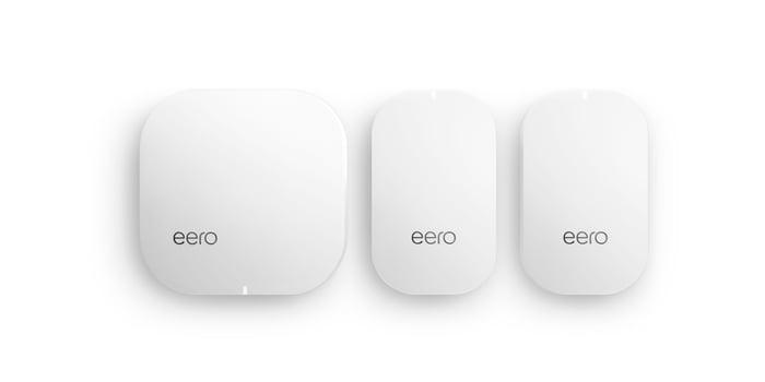 Amazon Adds eero to Its Growing Portfolio of Home Electronics