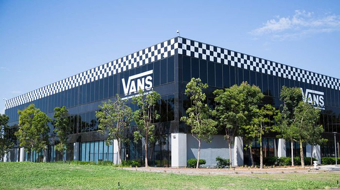 Vans headquarters