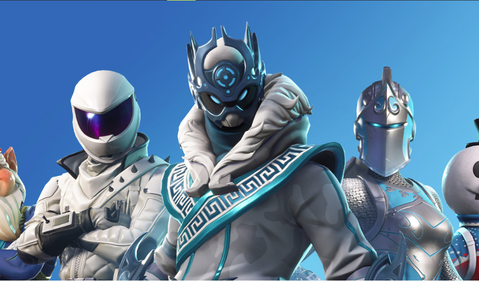 Fortnite characters IS Epic Games