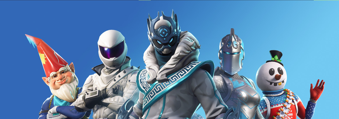 5 characters from Fortnite