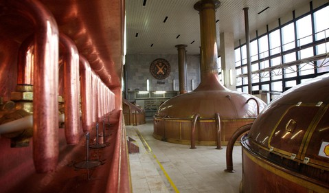 TAP brewery