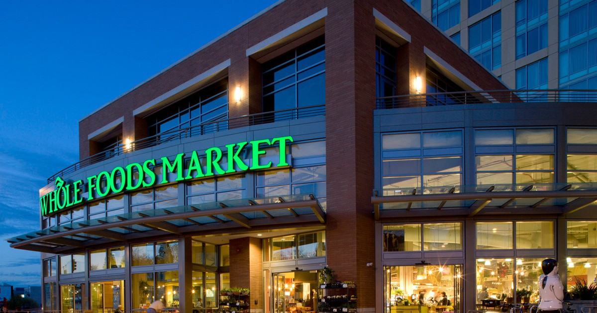 Has Amazon Given Up on Changing Whole Foods' Pricey Image?