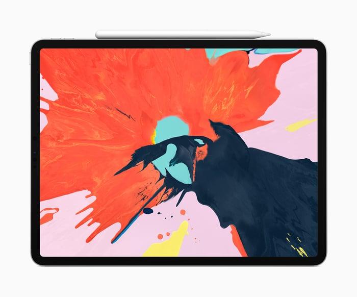 Apple's latest iPad Pro