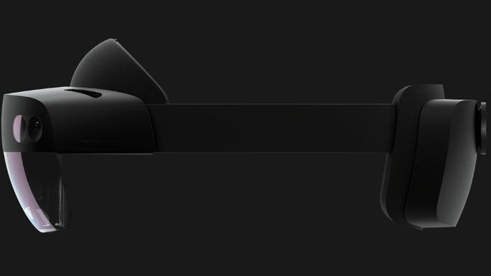 Microsoft HoloLens 2.