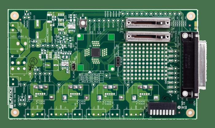 Lattice Semiconductor's L-ASC10 Breakout Board.