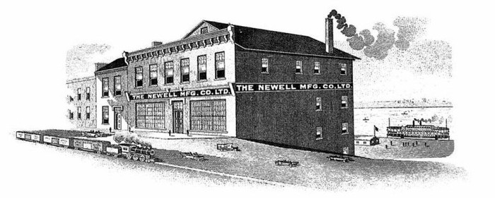 Newell Building