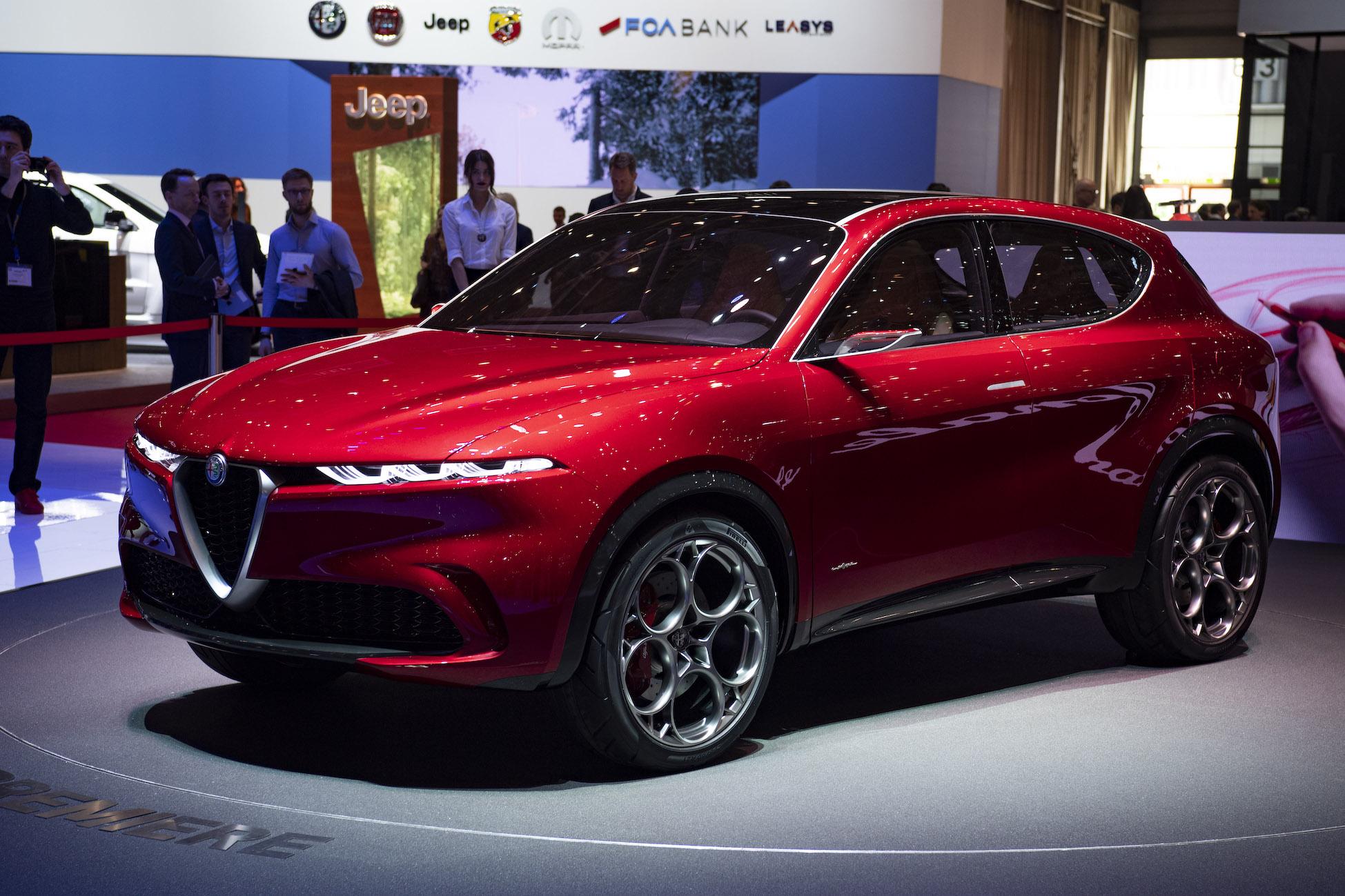 Will This Little SUV Finally Make Alfa Romeo Relevant?