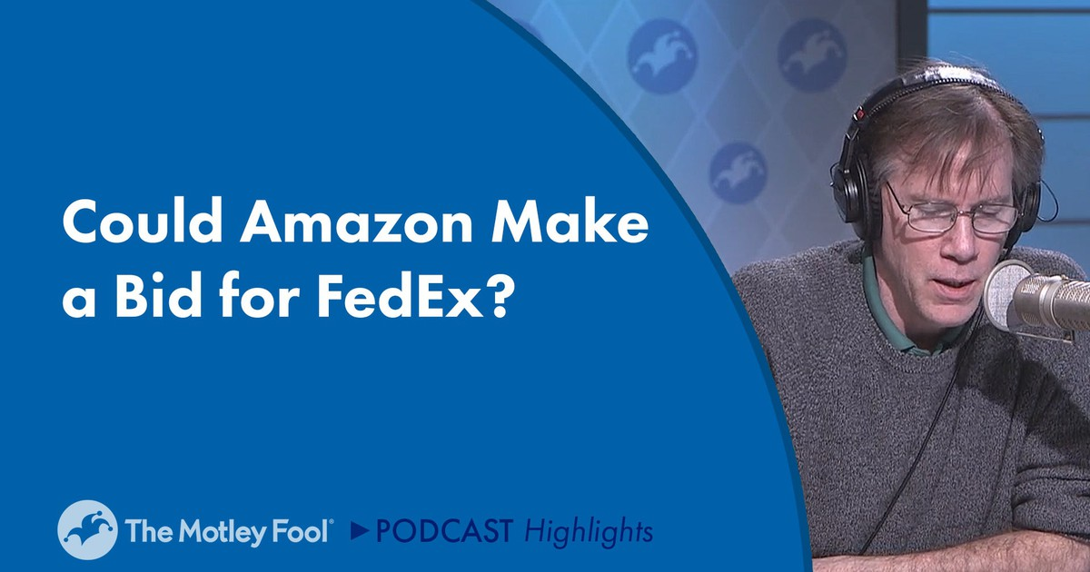 Image result for Could Amazon Make a Bid For FedEx?