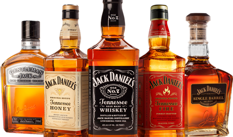 ack daniels family whiskey brown-forman source-bf