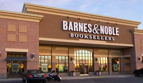 Consumer Goods-Retail-Barnes and Noble-BKS