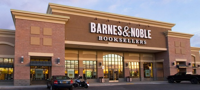 Barnes & Noble Could Succumb to the Retail Apocalypse