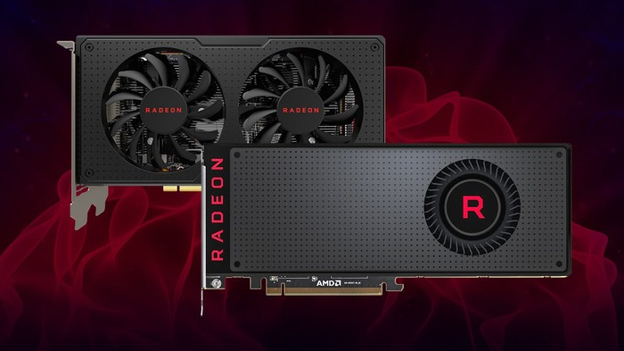 AMD Radeon graphics cards.