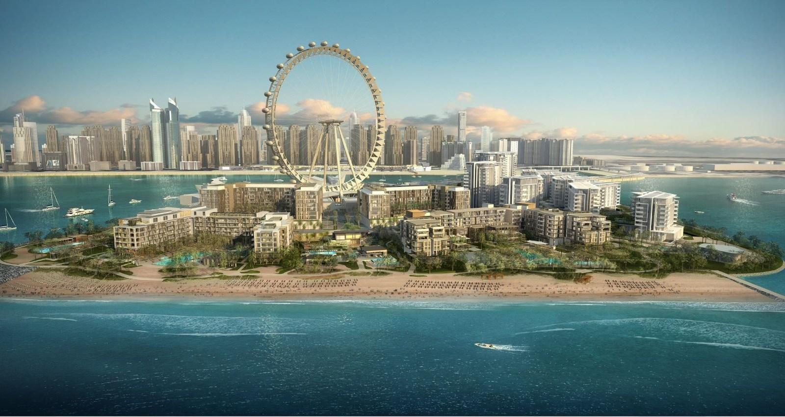Caesars' project in Dubai.