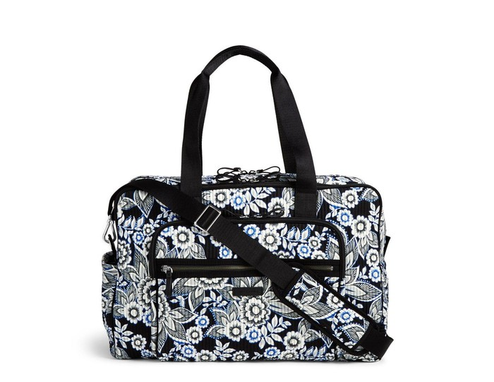 A Vera Bradley bag.