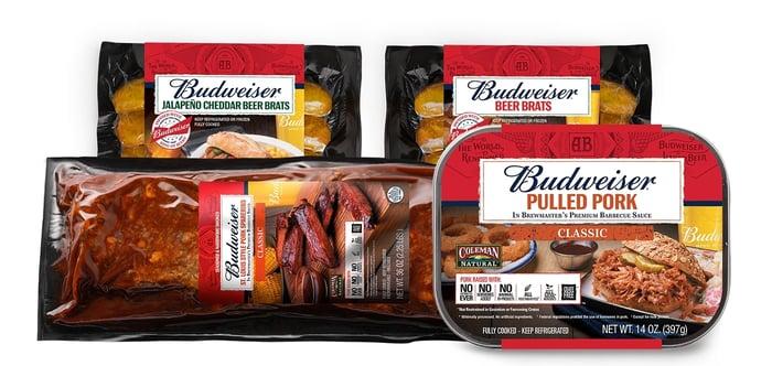Anheuser-Busch's Budweiser: The King of