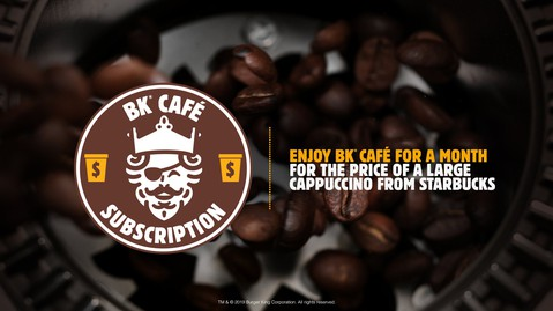 Burger king coffee subscription source-bk