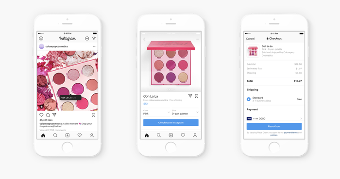 Facebook's Instagram Takes a Major Step Towards E-Commerce