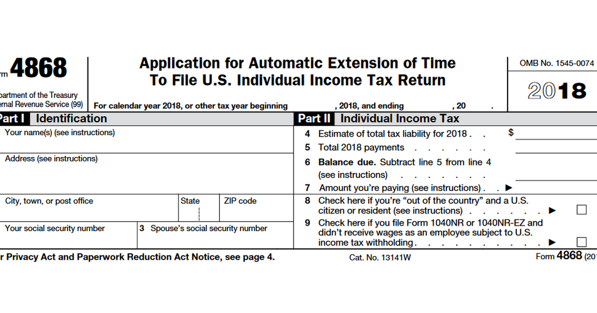Don't Wait Until April 14 -- You Can File This IRS Form Now