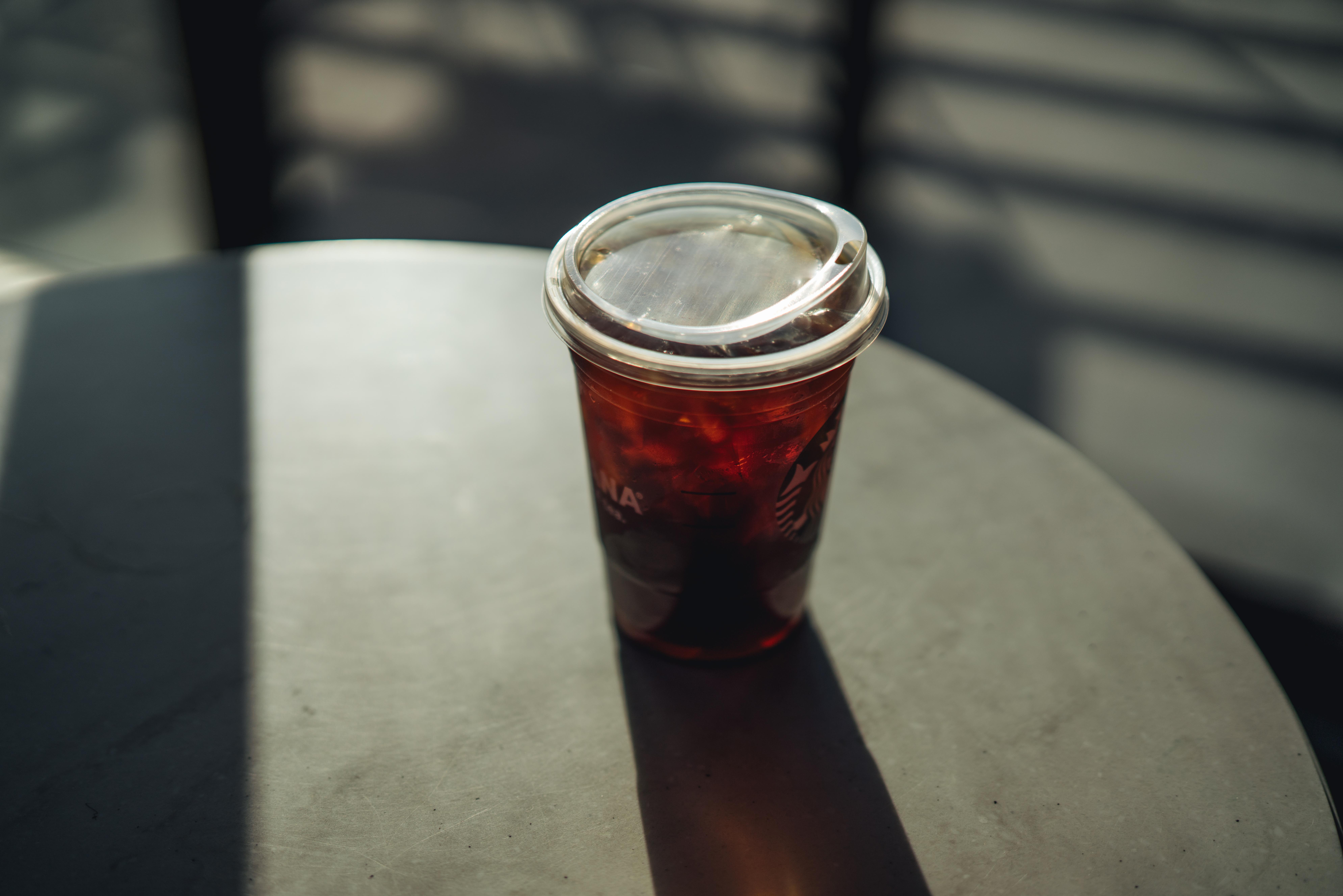 The new Starbucks lid