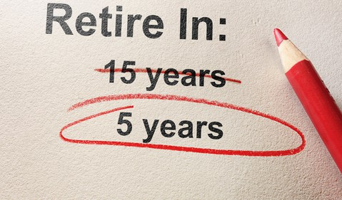 Getty - retire early retirement financial income social security savings investments planning