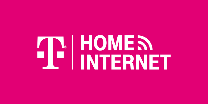 The T-Mobile Home Internet logo.