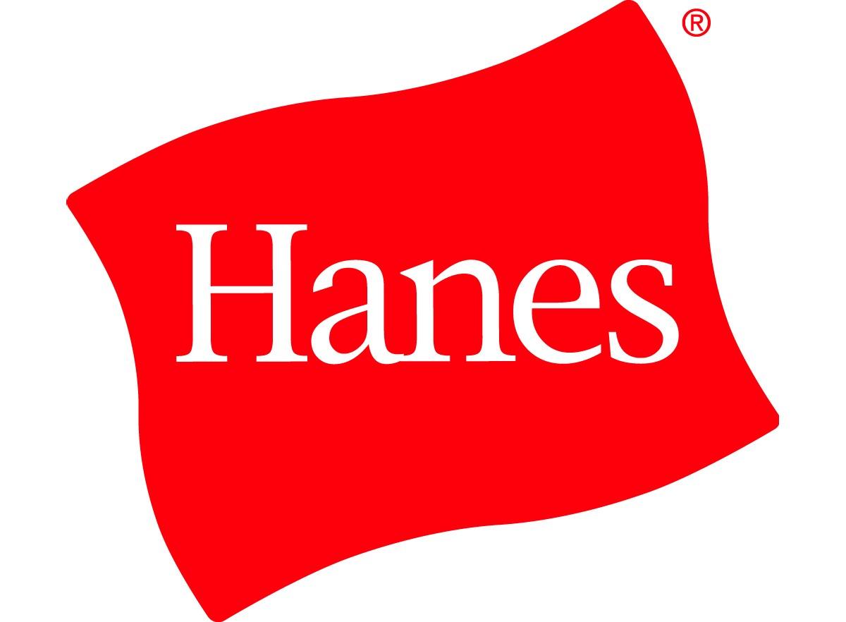 The Hanes logo.