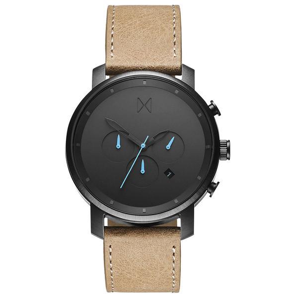 A watch face made by MVMT