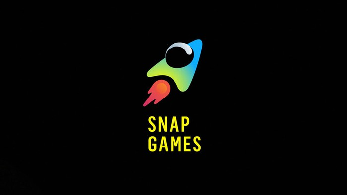 The Snap Games logo.