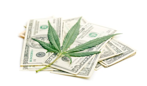 Cannabis and money