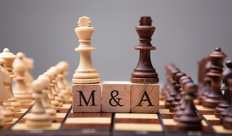 Merger and acquisitions GettyImages-1029427612