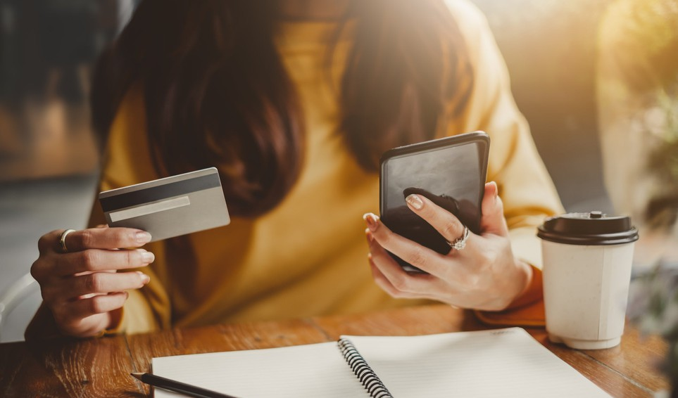 credit cards and mobile payments