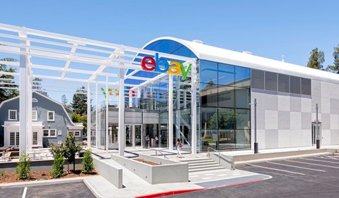 eBay HQ San Jose