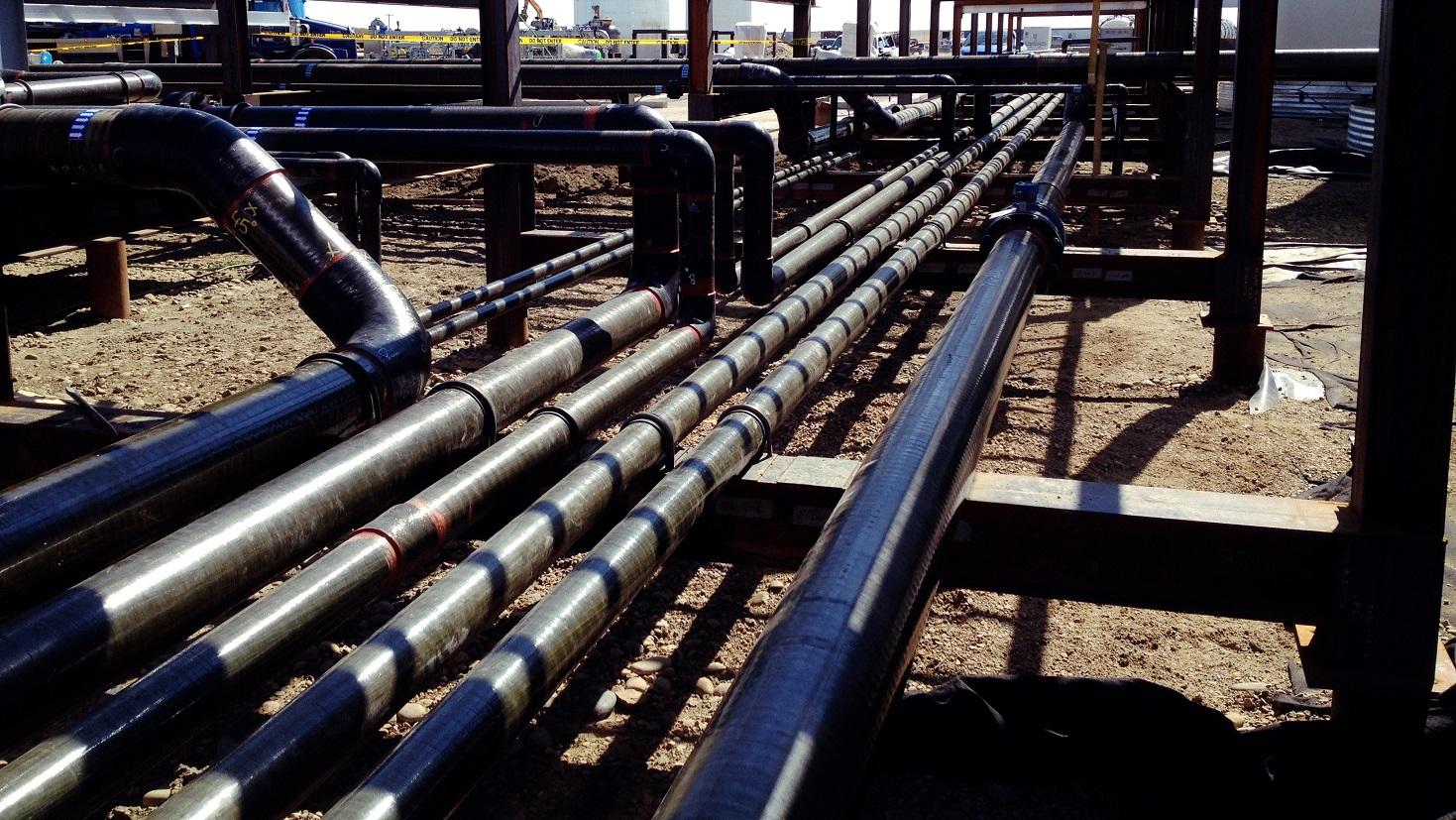 NOV pipeline complex