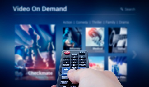 TV With Video On Demand