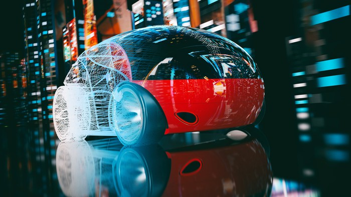 Lofty Expectations for Driverless Cars Could Hurt These 3 Chipmakers