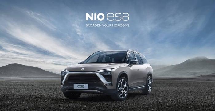 The NIO ES8