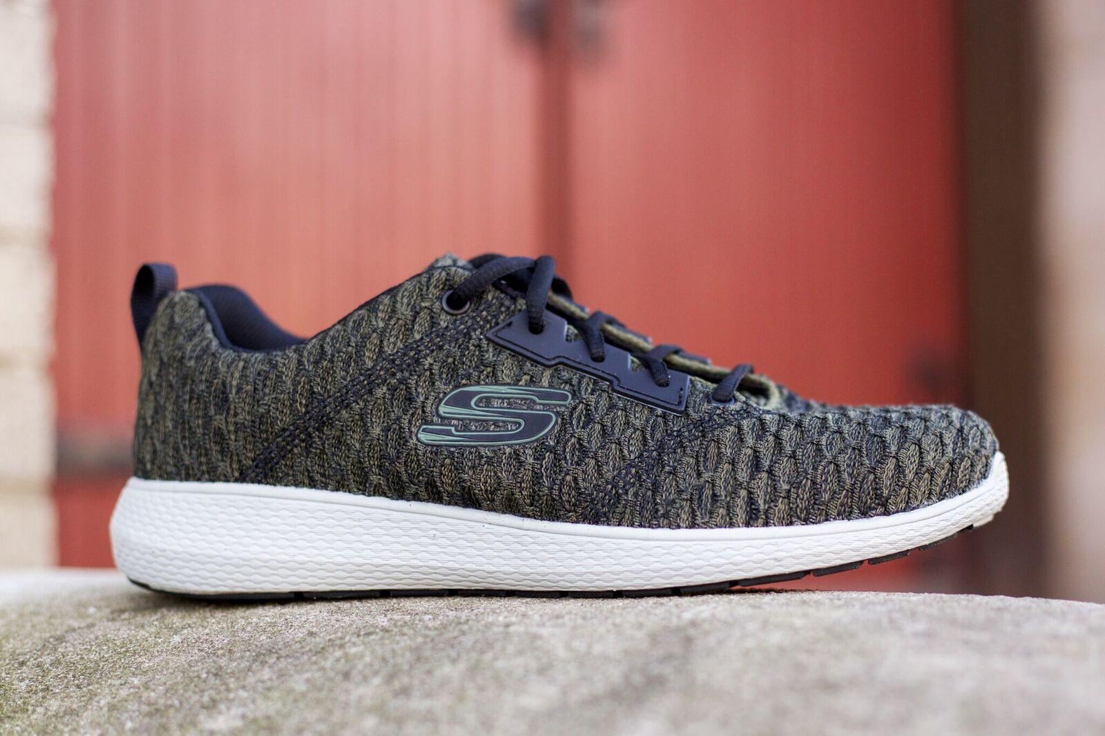 A Skechers shoe.