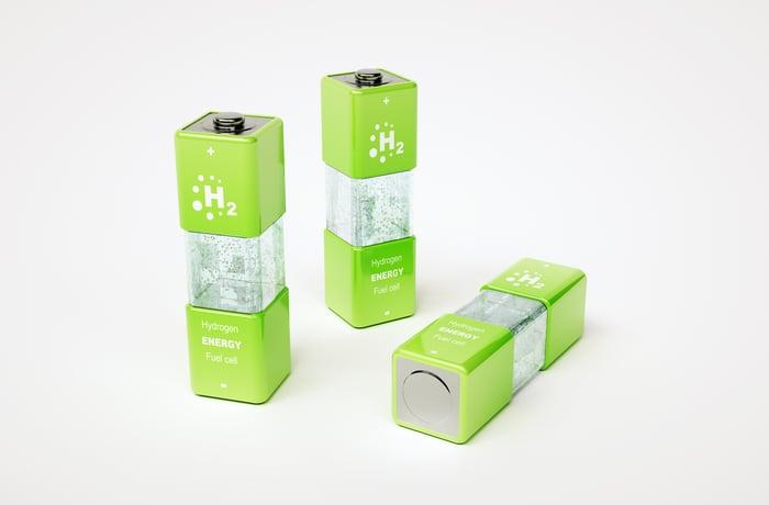 Hydrogen energy fuel cells.