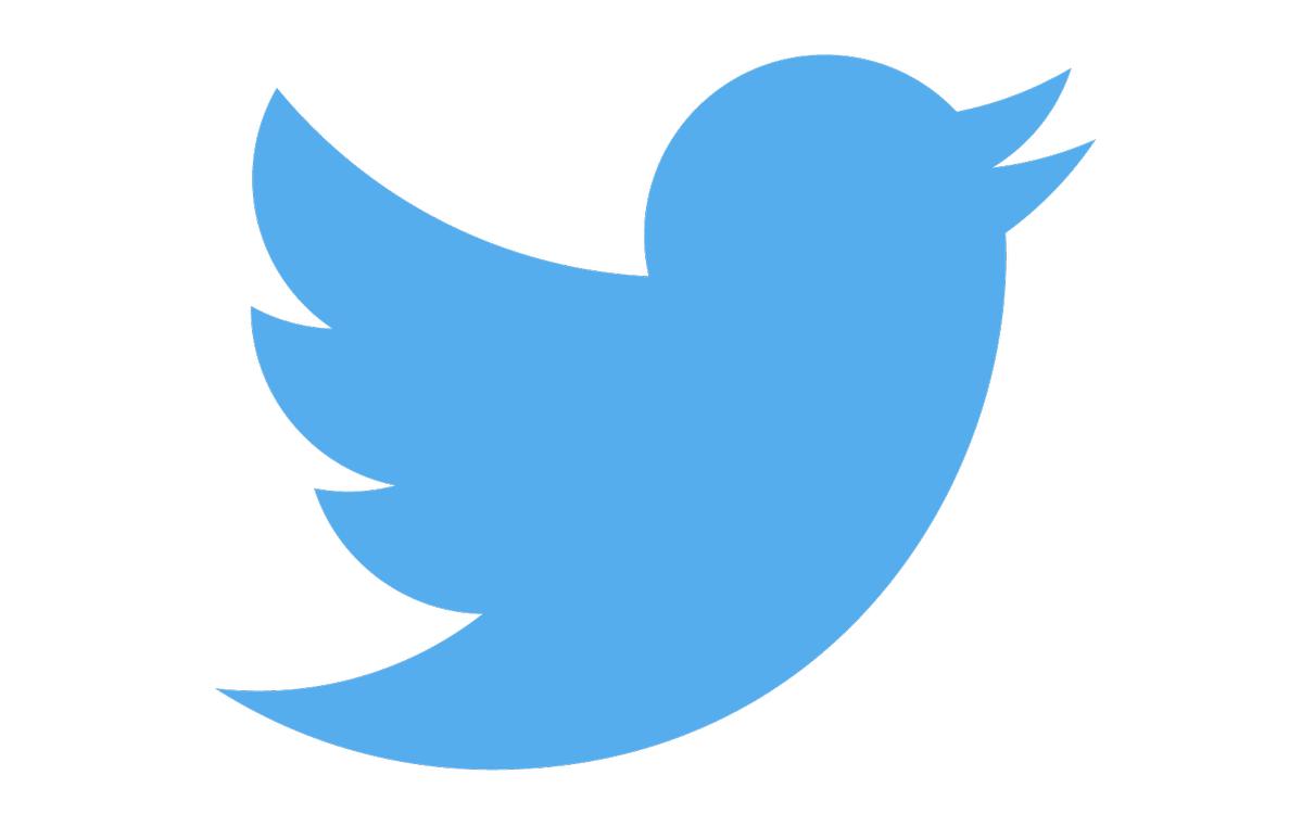 TWTR logo bird