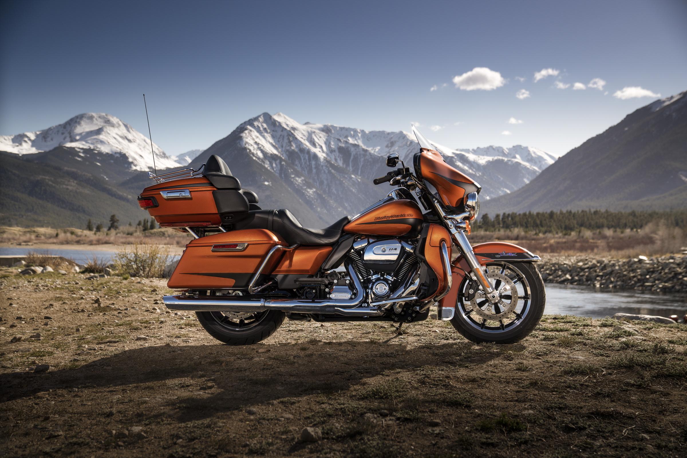 Shares of Harley-Davidson