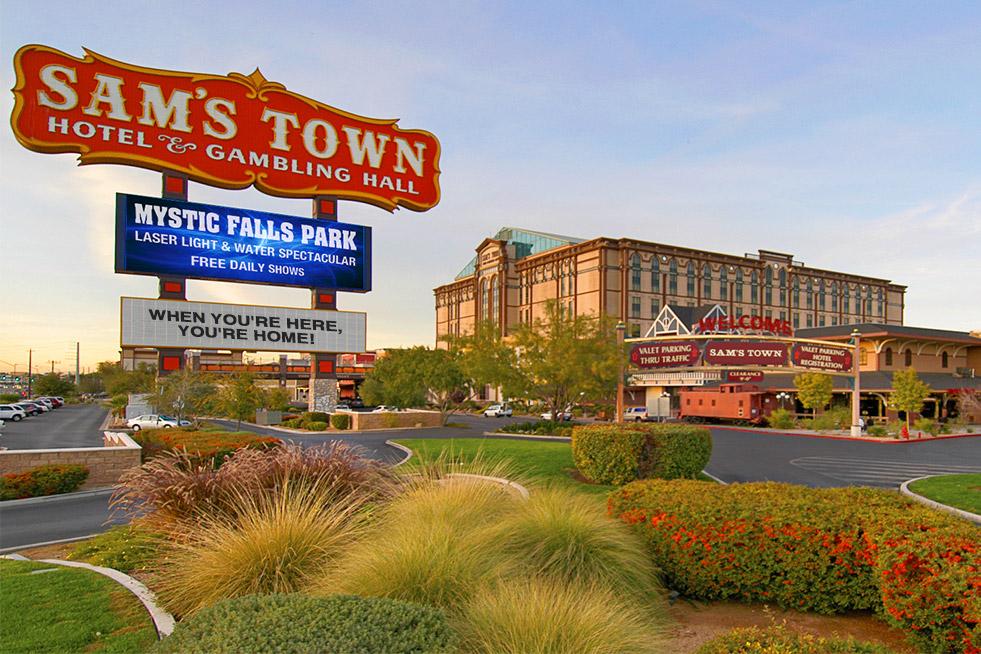 Boyd Gaming's Sam's Town Hotel & Casino in Las Vegas