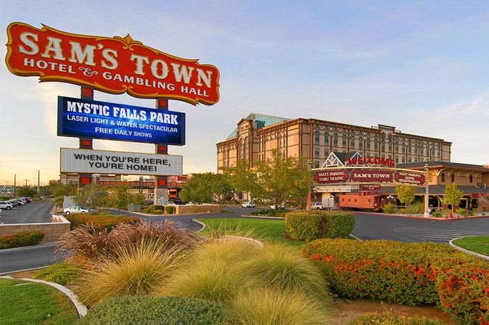 Boyd Gaming's Sam's Town Hotel & Casino in Las Vegas