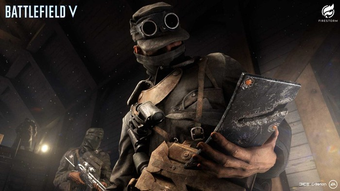 Art for Battlefield V