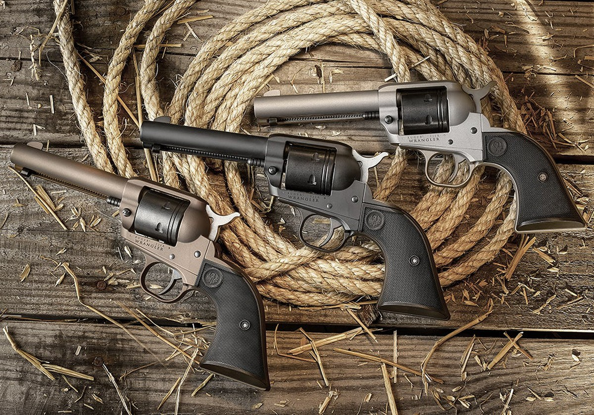 Sturm, Ruger's New Products a Source of Strength During a Slump   The  Motley Fool