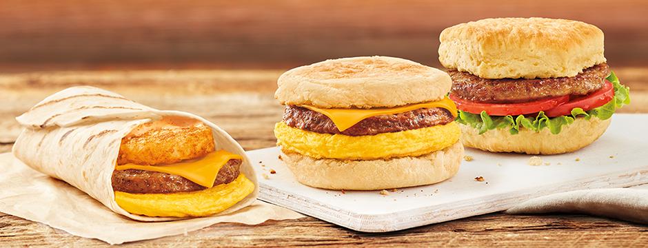 Tim Hortons' new BeyondMeat sandwiches