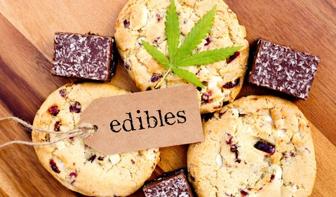 Marijuana Edibles Cookie Pot Weed Cannabis Legal Canada Getty