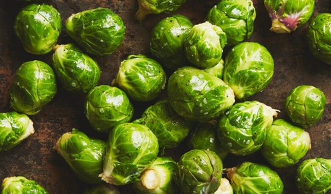 blue apron brussels sprouts