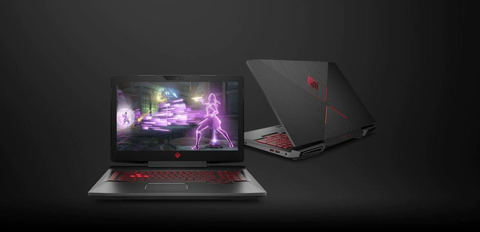 HP's OMEN gaming laptop.