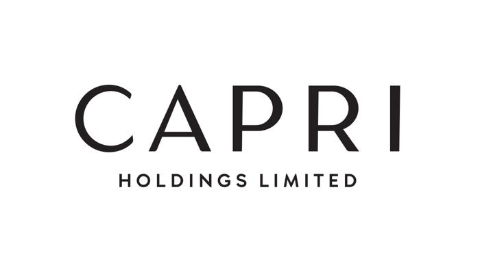 Capri Holdings logo.