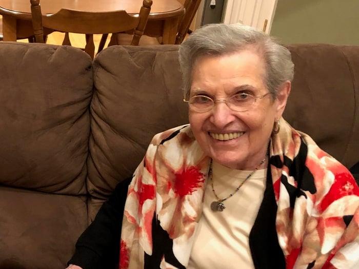 Author's grandmother